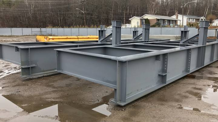Work & maintenance platforms